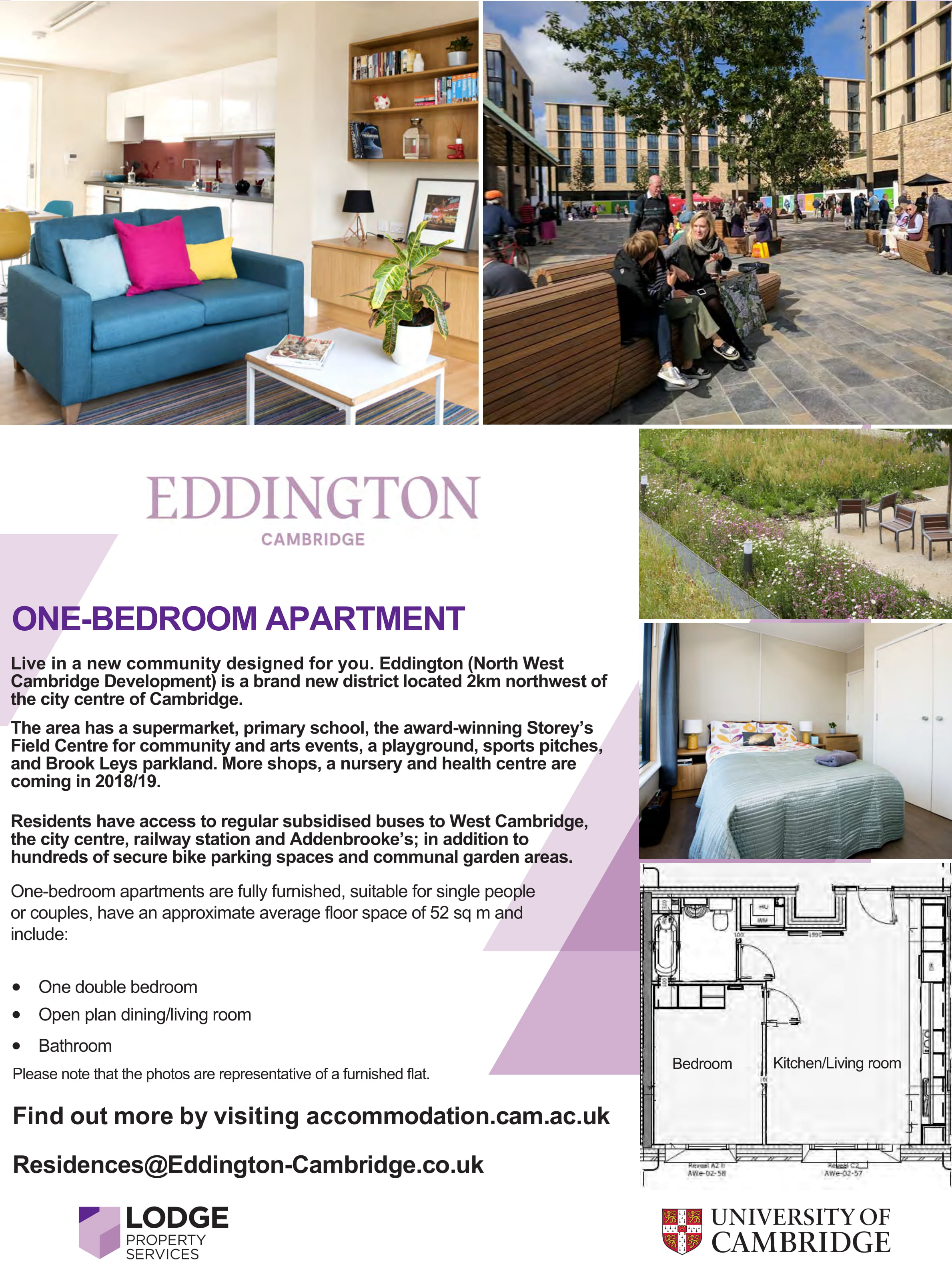 Outstanding Eddington One Bedroom Apartments Eddington North West Interior Design Ideas Gentotthenellocom