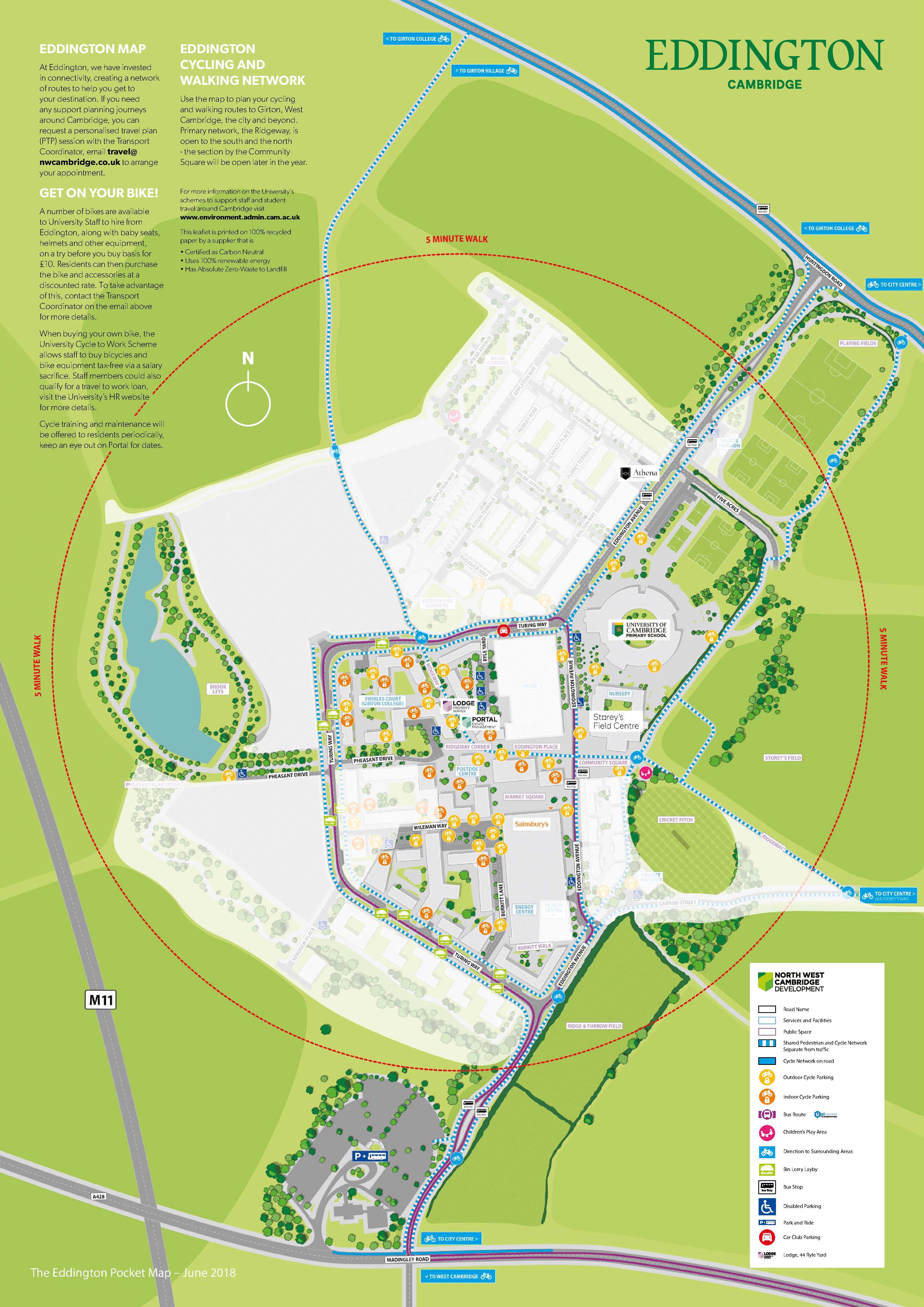 Eddington North West Cambridge Development The